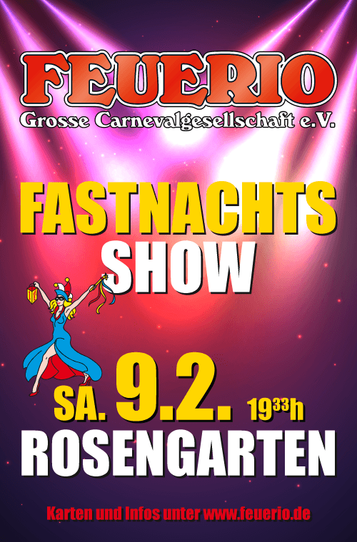 Feuerio-Fasnachts-Show 2019
