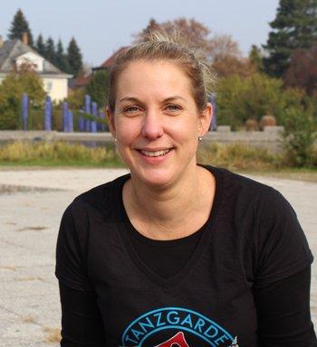 Betreuerin Jennifer Karr