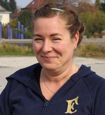 Betreuerin Nicole Herwerth