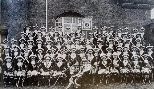 FEUERIO-Prinzengarde-1913