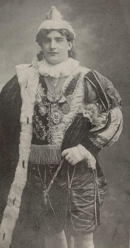 Prinz Karl II. aus dem Jahr 1910