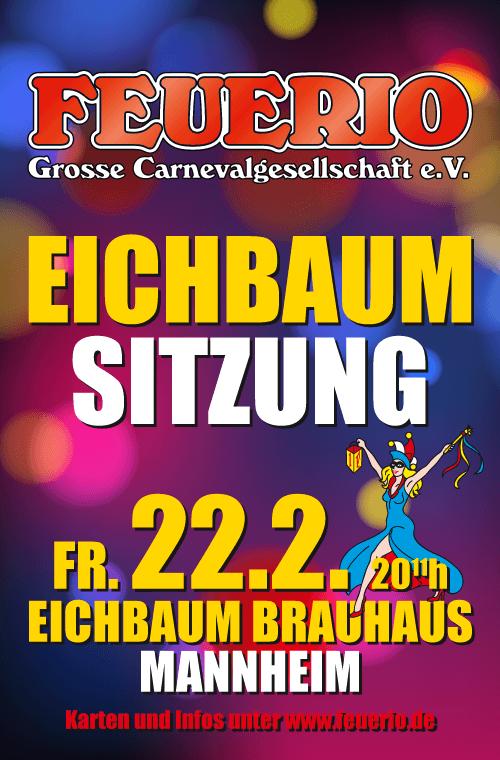 Eichbaum Sitzung 2019