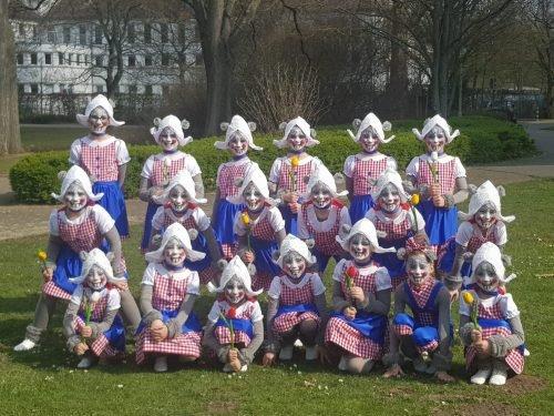 Jugend-Schautanz FEUERIO Deutsche Meisterschaft 2019