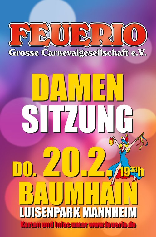 Damensitzung