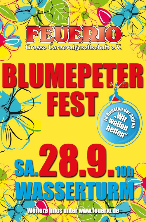 Blumepeterfest