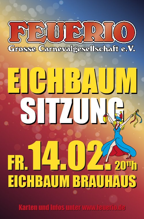 Eichbaum Sitzung