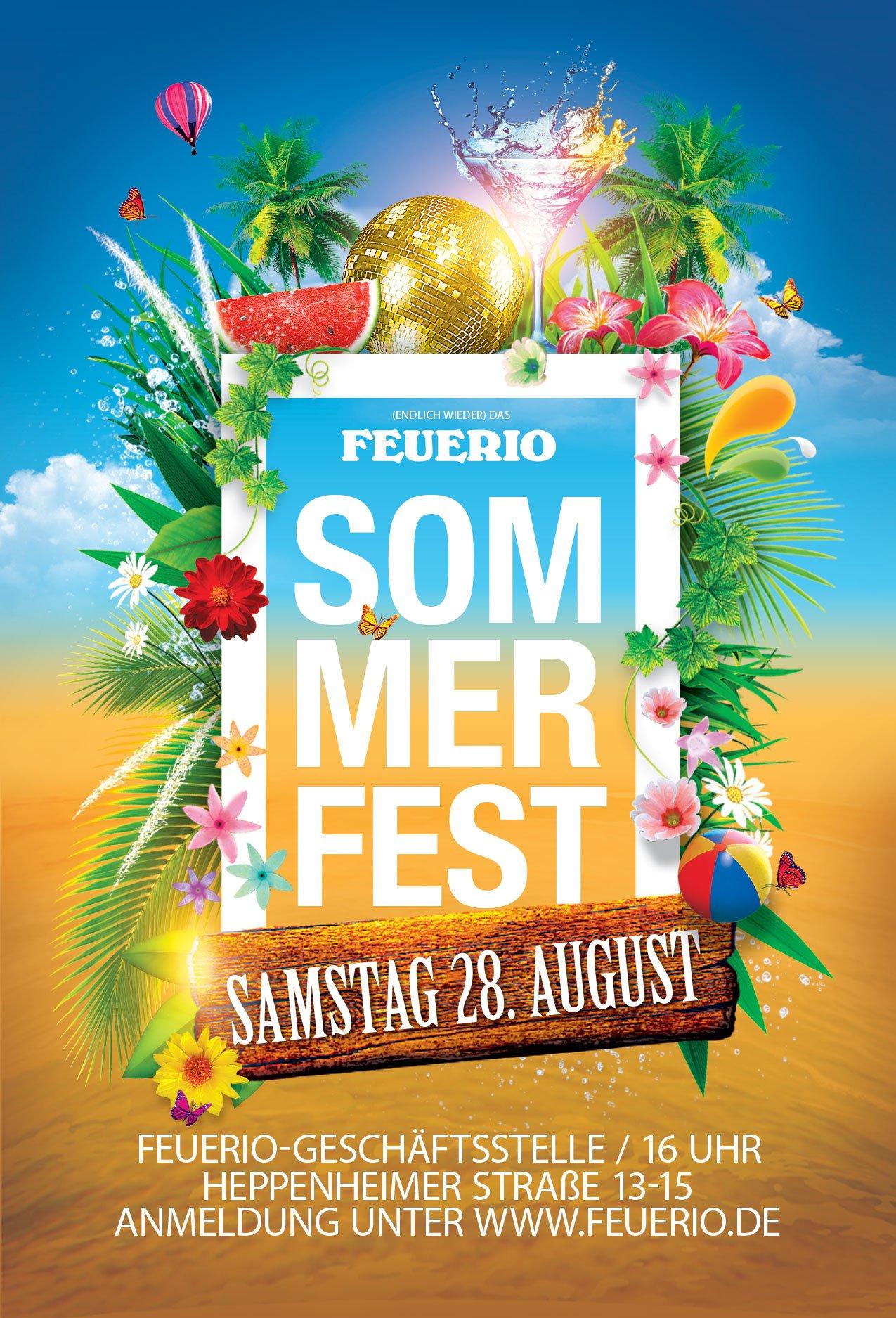 FEUERIO-Sommerfest 2021