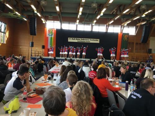 FEUERIO-Tanzgarde in Reilingen 2019 5