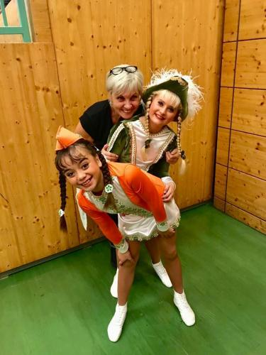 FEUERIO-Tanzgarde in Reilingen 2019 7