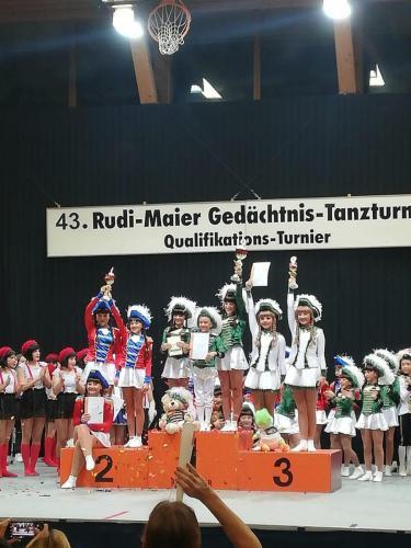 Jugendgarde Treppchen Reilingen 2019 02