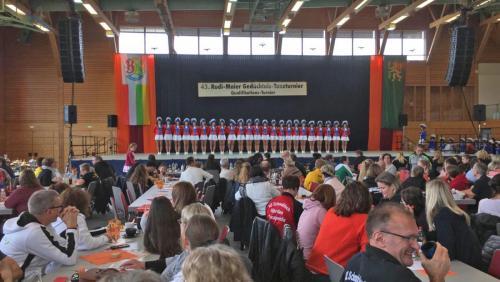 Ü15-Marsch Reilingen 2019